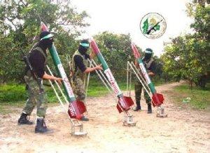 Rocket Al-Qassam