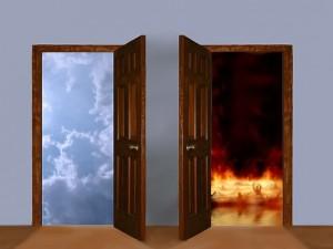 Pilih surga atau neraka