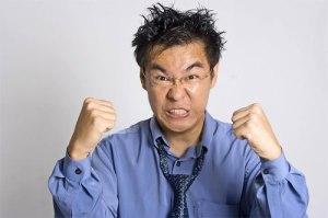 mengendalikan amarah